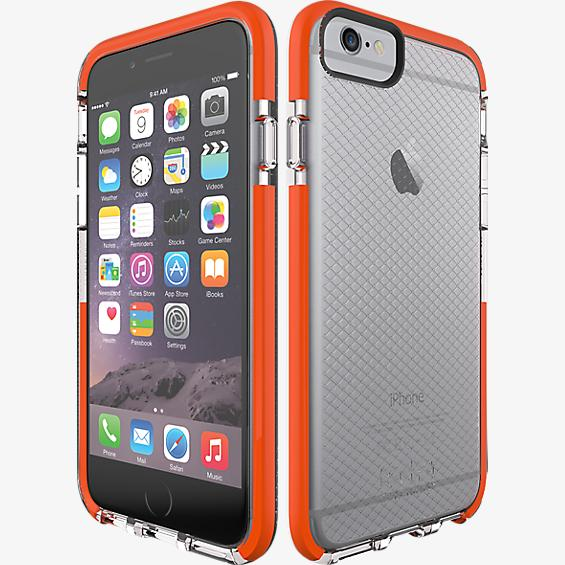 Impactology Classic Check for iPhone 6/6s - Clear