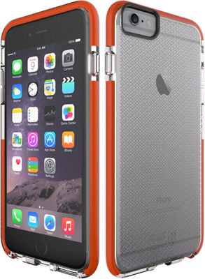 Tech21 Impactology Classic Check for iPhone 6 Plus/6s Plus - Clear