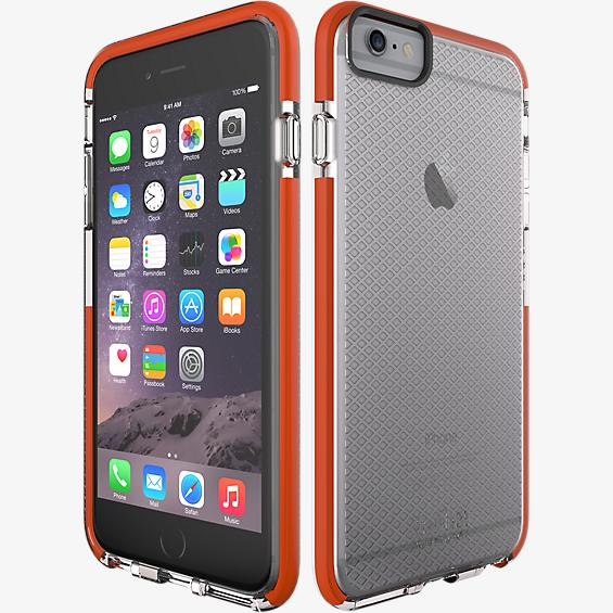 Impactology Classic Check for iPhone 6 Plus/6s Plus - Clear