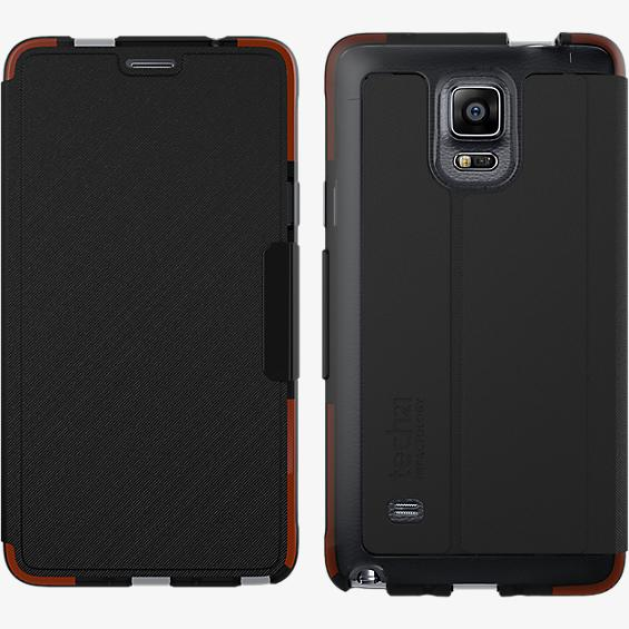 Impactology Classic Frame Wallet for Galaxy Note 4
