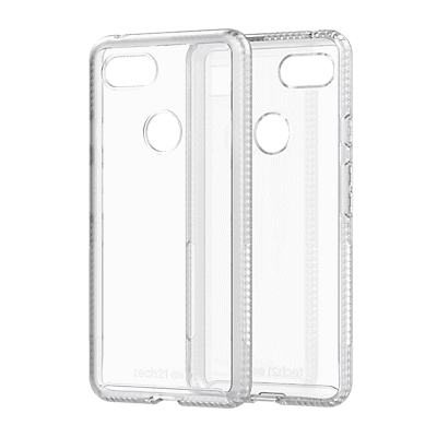 new arrival 164b7 55f8c Pure Clear Case for Pixel 3 XL
