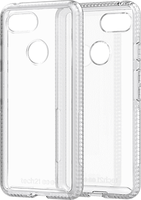 best loved 6e075 6f09c Pure Clear Case for Pixel 3