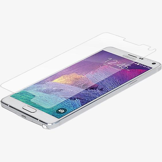 InvisibleShield Glass Screen-Galaxy Note 4