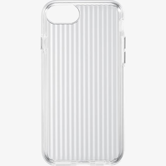 Textured Clear Case for iPhone 7