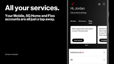 Get to know the My Verizon app