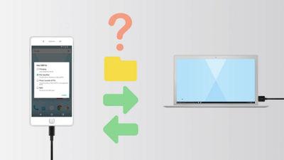 Cómo transferir contenido entre tu computadora y tu smartphone Android