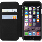 TUMI Folio for iPhone 6/6s - Black Leather