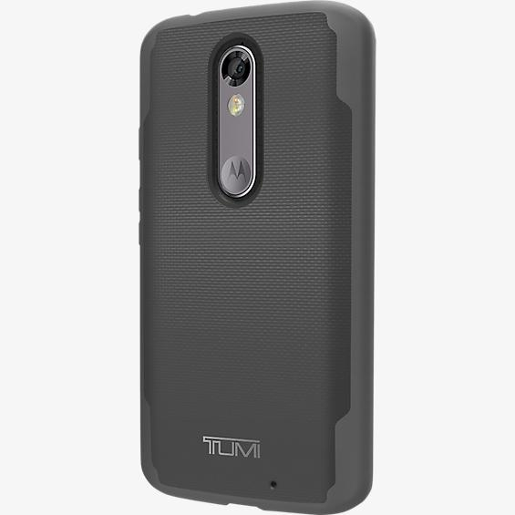 Coated Canvas Co-Mold Case for DROID Turbo 2