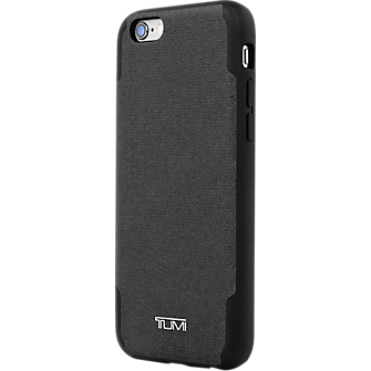 Coated Canvas Co-Mold Case for iPhone 6/6s - Gray