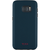 Brushed Metallic Co-Mold Case for Galaxy S7 - Blue