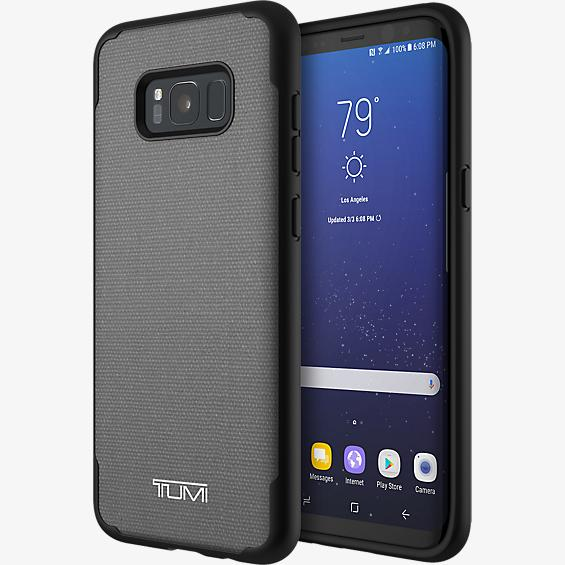 Coated Canvas Co-Mold Case for Samsung Galaxy S8+