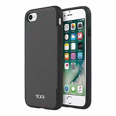 best service eee0a f0337 Coated Canvas Co-Mold Case for iPhone 7