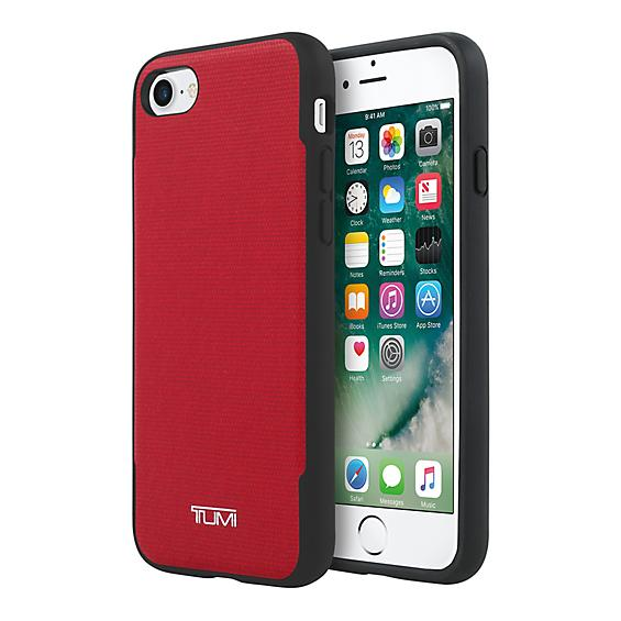 Coated Canvas Co-Mold Case for iPhone 7