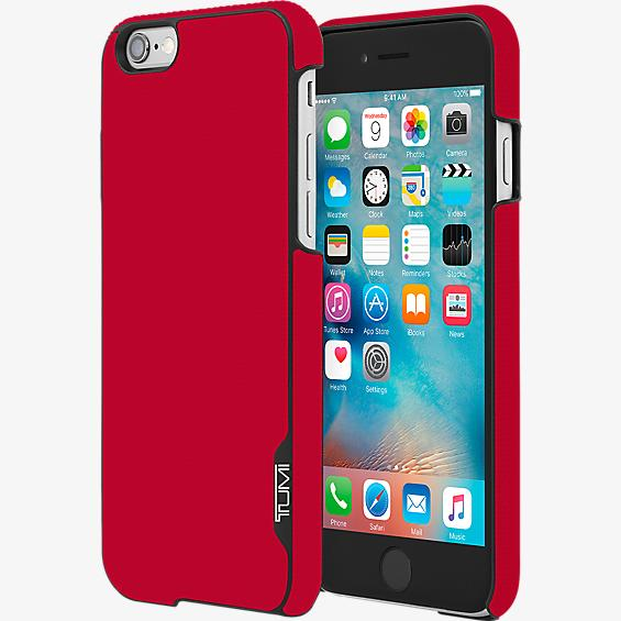 Coated Canvas Snap Case for iPhone 6/6s
