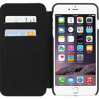 TUMI Folio for iPhone 6 Plus/6s - Leather Black