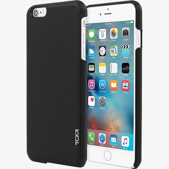 Split Leather Snap Case for iPhone 6 Plus/6s Plus
