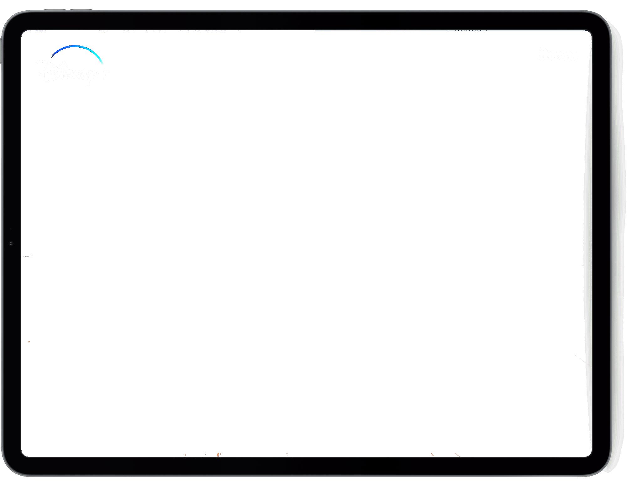 Película Coco de Disney Pixar en una tablet