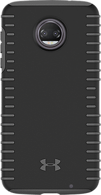 reputable site d8441 04cd1 UA Protect Grip Case for moto z2 force edition