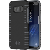 UA Protect Grip Case for Galaxy S8 - Black/Graphite