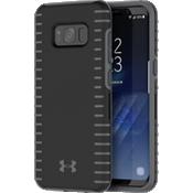 UA Protect Grip Case for Galaxy S8 - Black/Graphite