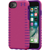 UA Protect Grip Case for iPhone 8/7/6s/6 - Tropic Pink/Purple Rave