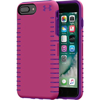Under Armour UA Protect Grip Case for iPhone 7 Plus/6s ...