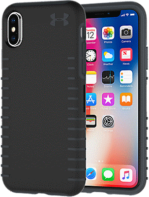 huge selection of bd883 2147d UA Protect Grip Case for iPhone XS/X