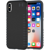 UA Protect Grip Case for iPhone X - Black/Graphite