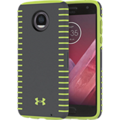 UA Protect Grip Case for Moto Z2 Play - Graphite/Quirky Lime