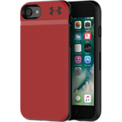 UA Protect Stash Case for iPhone 8/7 - Red/Black