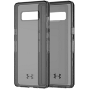 UA Protect Verge Case for Galaxy Note8 - Clear/Gray