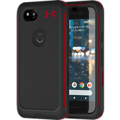 Protect Ultimate Case for Pixel 2 - Black/Red