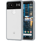 UA Protect Verge Case for Pixel 2 XL - Clear / Gray