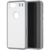 Protect Verge Case for Pixel 2 - Clear/Gray