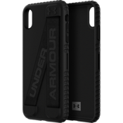 UA Protect Handle-It Case for iPhone XS Max - Black/Stealth