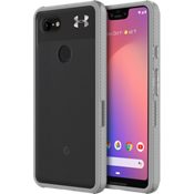 UA Protect Verge Case for Pixel 3 XL - Clear/Graphite/Gunmetal