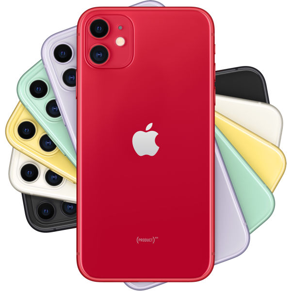 The new iPhone colors for review
