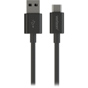 Cable de datos USB de 6 pies para USB-C
