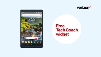 Verizon Ellipsis 8 HD Tech Coach Video
