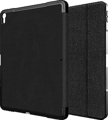 Folio Case & Tempered Glass Bundle for 11-inch iPad Pro