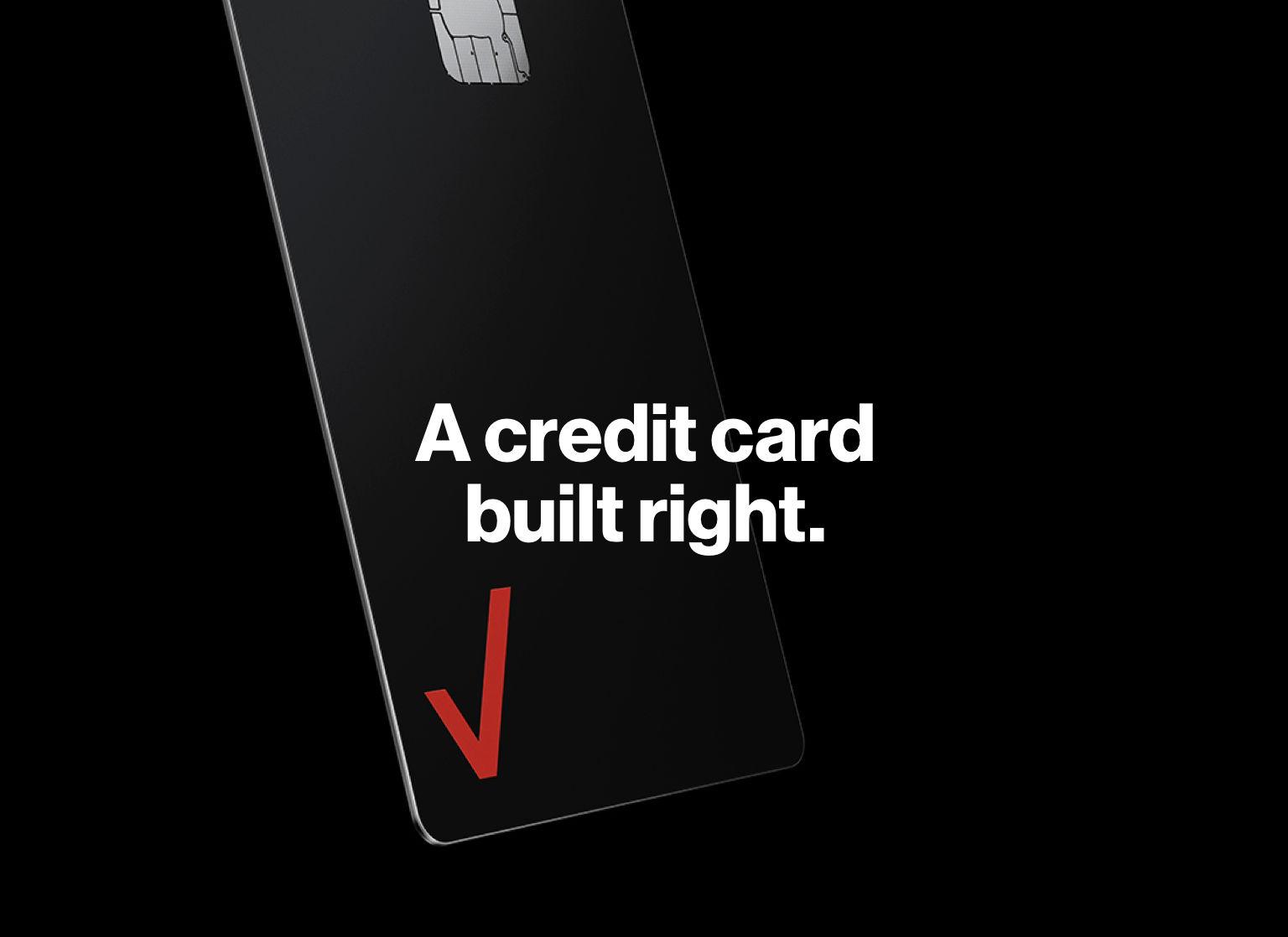 Save on Verizon Wireless Bill & Get Rewards Verizon Visa Card