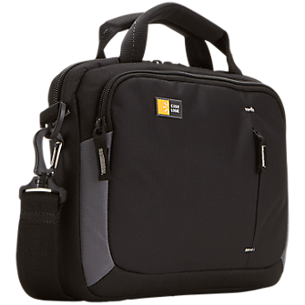 Case-Logic Briefcase Style Carrying Case for 10 inch Tablets - Black