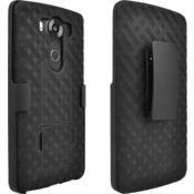 Shell Holster Combo with Kickstand for LG V10