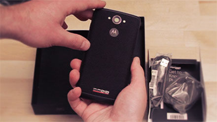 Droid Turbo Unboxed
