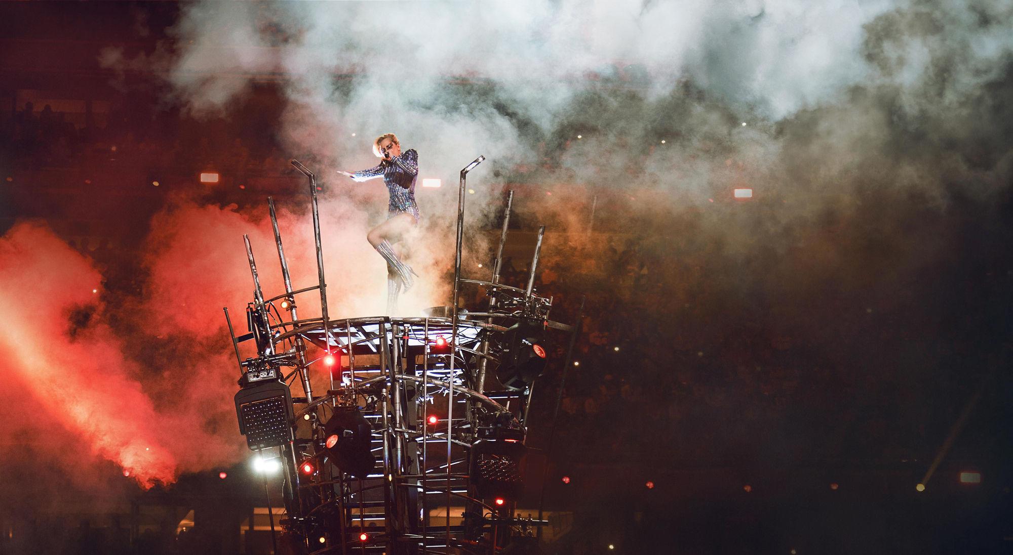 Concierto de Lady Gaga