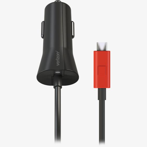 Micro USB Quick Charge Car Charger
