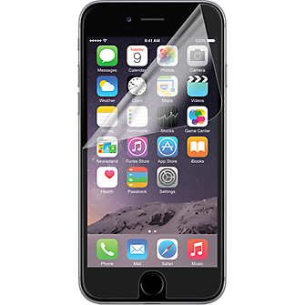 verizon wireless iphone 6s verizon anti scratch screen protectors for iphone 6 6s 16410
