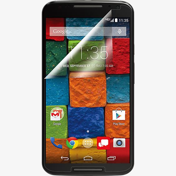Anti-Scratch Screen Protector for the Moto X 2nd Gen