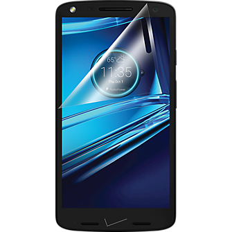 Anti-Scratch Screen Protector for DROID Turbo 2 - 3 Pack
