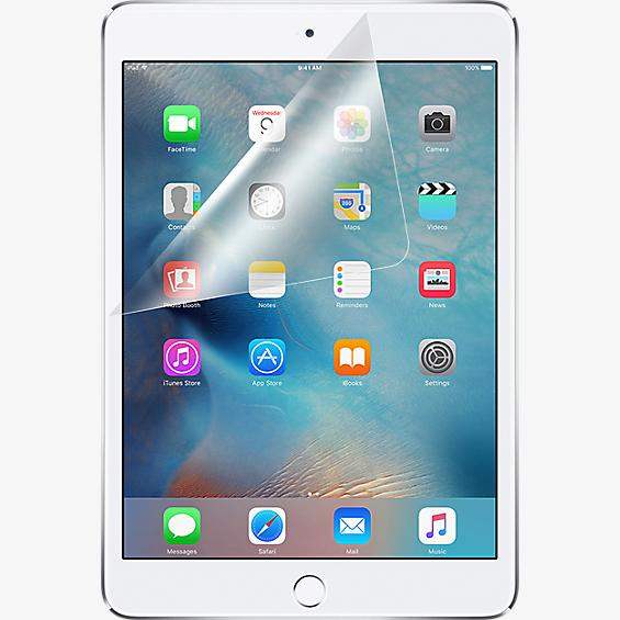 Anti-Scratch Screen Protector for iPad mini 4 - 3 Pack